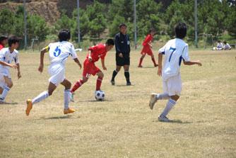 サッカー 中学 鹿児島 県