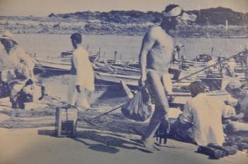馬毛島の風景・古写真